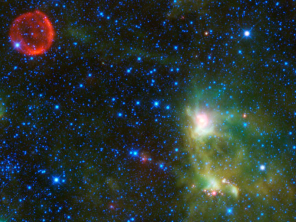 casiopea La imagen astronómica del día: La supernova Tycho
